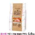 セレクトバランス グレインフリー キャット ベビー チキン 超小粒 1.6kg