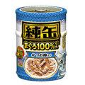 純缶ミニ3P かつお節入り 65g×3