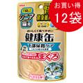 シニア猫用 健康缶パウチ 下部尿路ケア 40g×12袋