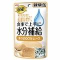 国産 健康缶パウチ 水分補給 まぐろムース 40g
