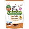 MiawMiaw(ミャウミャウ)ドライ シニア猫用 かつお味 270g