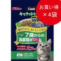 日清 キャラット ドライ ミックス 7歳からの高齢猫用+毛玉をおそうじ 2.7kg×4袋
