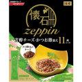 【数量限定】日清 懐石zeppin 11歳以上用 芳醇チーズ・かつお節添え 220g