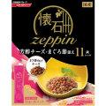 日清 懐石zeppin 11歳以上用 芳醇チーズ・まぐろ節添え 200g
