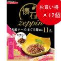 日清 懐石zeppin 11歳以上用 芳醇チーズ・まぐろ節添え 220g×12個