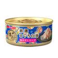 日清 懐石缶厳選まぐろ白身魚介だしスープ 60g