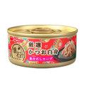 日清 懐石缶厳選かつお白身魚介だしスープ 60g