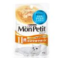 モンプチ パウチ 11歳以上用 かがやきサポート まぐろスープ ささみ、かにかま、しらす入り40g