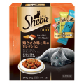 シーバ デュオ 鶏ささみ味と海のセレクション240g