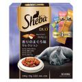シーバ デュオ 香りのまぐろ味セレクション240g