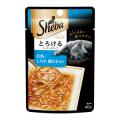 シーバ アミューズ とろけるシーフードスープお魚、しらす、蟹かま添え40g