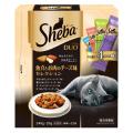 シーバ デュオ 魚介とお肉のチーズ味セレクション240g