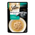 シーバ アミューズ 柔らかチキンのスープしらす添え40g