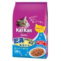 カルカン ドライ肥満が気になる猫用毛玉ケアまぐろと野菜味1.6kg