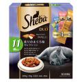 シーバ デュオ 11歳以上 香りのまぐろ味セレクション200g
