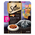 シーバ デュオ 15歳以上 香りのまぐろ味セレクション200g