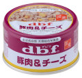 (数量限定価格)デビフ dbf 豚肉&チーズ 85g