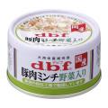 デビフ dbf 豚肉ミンチ野菜入り 65g