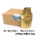 アディクション サーモンブルー グレインフリードッグフード 5.4kg(900g×6)