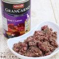 アニモンダ グランカルノ ウェットフード シニア 牛肉と子羊肉 400g