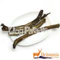 (在庫限りで販売終了)ブリタニア エゾ鹿 ロングボーン(約160g)