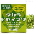 明治フードマテリア トイレ洗浄消臭剤 ダカラビセイブツ(レモンライムの香料入り)