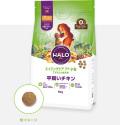 HALO ハロー ドッグフード エイジングケア7+ 小粒 平飼いチキン 900g