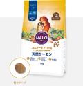 HALO ハロー ドッグフード カロリーオフ 小粒 天然サーモン 900g