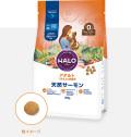 HALO ハロー キャットフード アダルト (天然サーモン) 400g