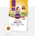 HALO ハロー キャットフード カロリーオフ (平飼いチキン) 400g