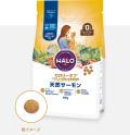 HALO ハロー キャットフード カロリーオフ (天然サーモン) 400g