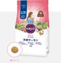 HALO ハロー キャットフード キトン (天然サーモン) 400g