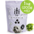 iti(イティ) エアドライドッグフード チキンディナー 1kg(200g×5)(お取り寄せ商品)