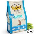 ニュートロ ナチュラルチョイス キャットフード 避妊・去勢猫用 エイジングケア 白身魚 2kg
