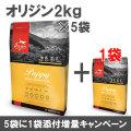 オリジン パピー 2kg×6袋【小袋5個+1増量キャンペーン 8/31まで】