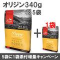 オリジン パピー 340g×6袋【小袋5個+1増量キャンペーン 8/31まで】
