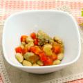 ペットのお惣菜 トマトソースの地中海風ポークビーンズ