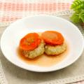 ペットのお惣菜 トマトソースのイタリアンハンバーグ