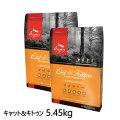 【オリジンキャンペーン1月末まで】オリジン キャット&キトゥン 5.45kg ×2個