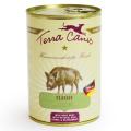 テラカニス クラシック イノシシ 玄米入り缶 400g