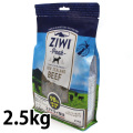 ZiwiPeak ジウィピーク エアドライ・ドッグフード NZグラスフェッドビーフ 2.5kg(2019年2月より順次パッケージ、原材料変更)