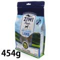 ZiwiPeak ジウィピーク エアドライ・ドッグフード ラム(羊)454g (2019年2月より順次パッケージ、原材料変更)