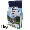 ZiwiPeak ジウィピーク エアドライ・ドッグフード ラム(羊) 1kg(2019年2月より順次パッケージ、原材料変更)