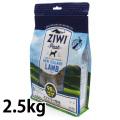 ZiwiPeak ジウィピーク エアドライ・ドッグフード ラム(羊)2.5kg (2019年2月より順次パッケージ、原材料変更)
