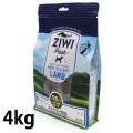 ZiwiPeak ジウィピーク エアドライ・ドッグフード ラム(羊)4.0kg(2019年2月より順次パッケージ、原材料変更)