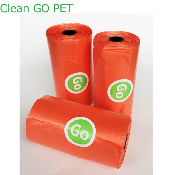 マナー袋《ウエストバッグホルダー専用レフィル》Clean GO PET AXIS!