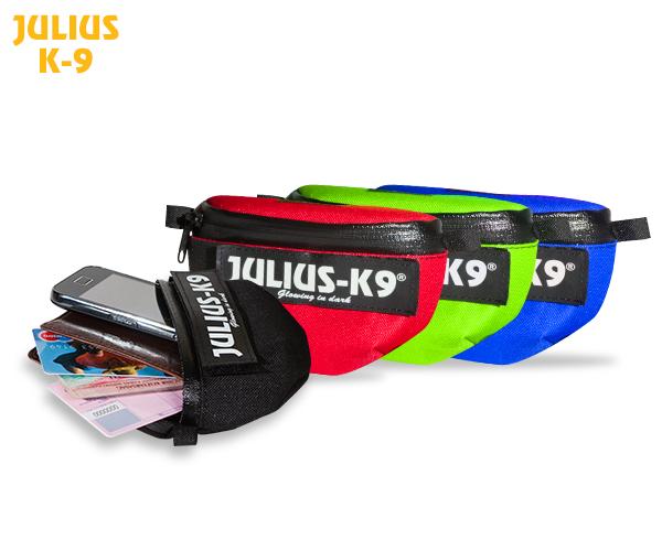 ユリウスK9 IDCハーネス専用サイドバッグ(ミニタイプ)