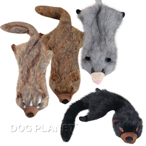 ワンちゃんの狩猟心をくすぐるリアルなドッグトイ  アンスタッフドアニマルズ