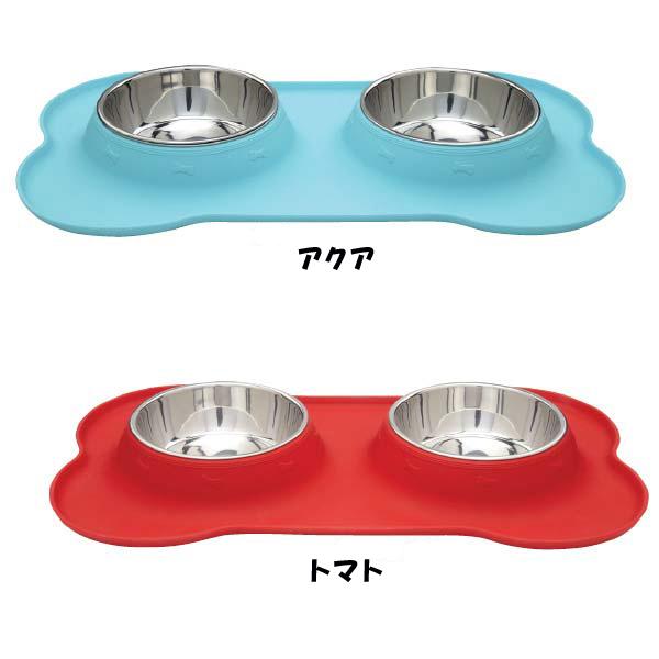 犬用ごはん皿 シリコンディナーセット