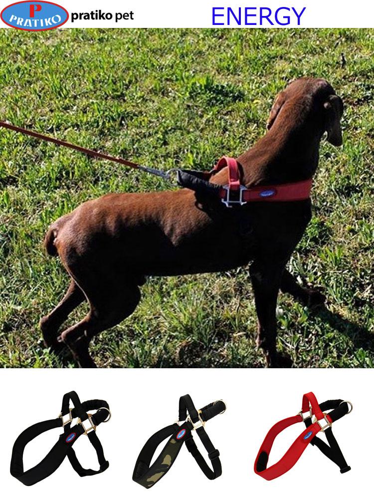 PRATIKO・プラティコ ハーネスエナジー 大型犬用 サイズ 1